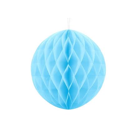 Honeycomb - himmelsblå