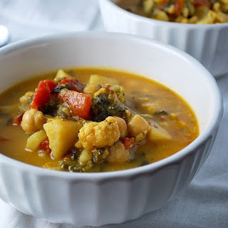 Vegan Cauliflower Soup Recipes.