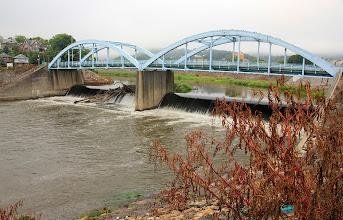 Photo: Pont sur la rivière Potomac.