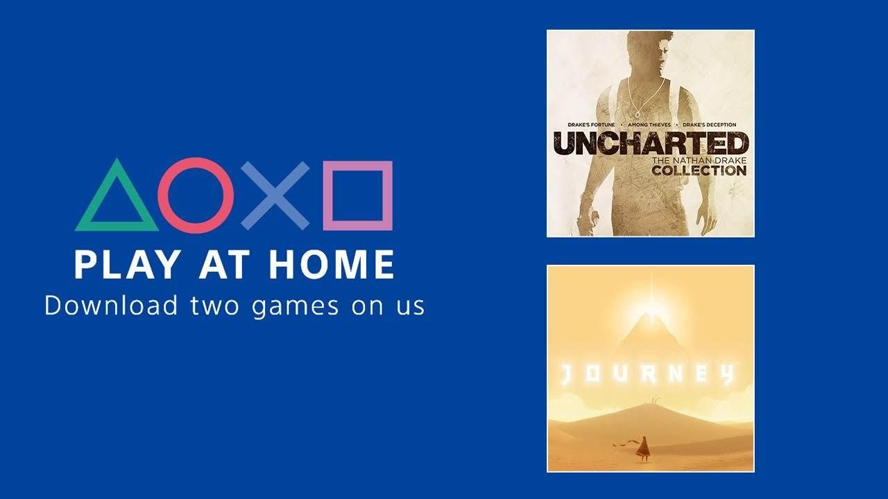 2 Game Gratis dari PlayStation Untuk Mendukung Program Play At Home