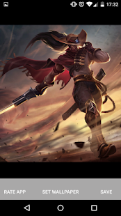 Yasuo HD Wallpapers - náhled