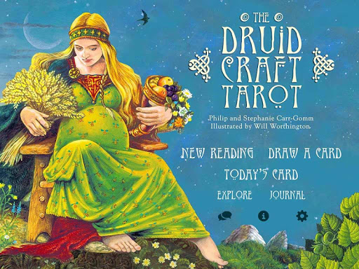DruidCraft Tarot  screenshots 4