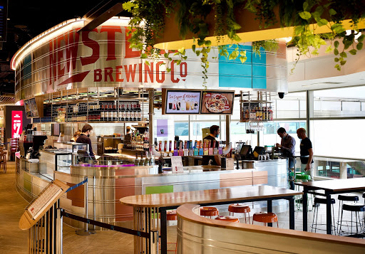 Airport Retail Enterprises adds local flavour to Brisbane Airport upgrade with Newstead Brewing Co taproom