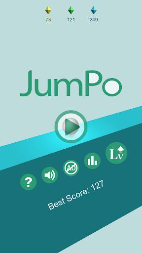 JumPo - 3Dジャンプボールゲーム