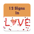 12 signs in love APK