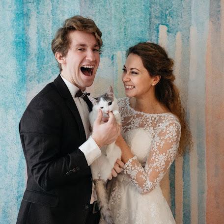 Photographe de mariage Elena Yaroslavceva (phyaroslavtseva). Photo du 07.01.2018