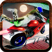 Moto Bike Racing Free Game: Stunts Rider Rivals 3D