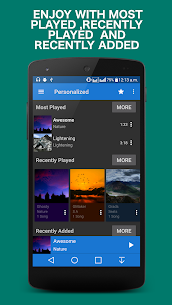 Music Player Mp3 Pro APK by AndroidRockers 4
