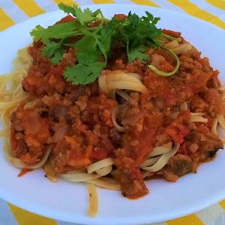 Homemade Pasta Sauce With Fresh Tomatoes II