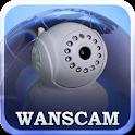 uWanscam: 2-way Audio & Graph icon