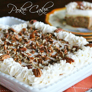 Carrot Cake With No Carrots Recipes