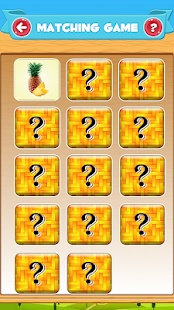 Learn Fruits and Vegetables for PC-Windows 7,8,10 and Mac apk screenshot 15