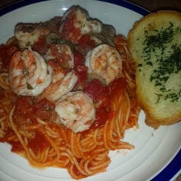 Shrimp Fidelini