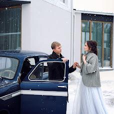 Wedding photographer Lidiya Beloshapkina (beloshapkina). Photo of 12.01.2018