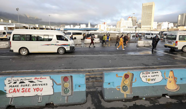 It was business as usual for taxi operators in the Western Cape on Monday June 22 2020. In Gauteng, the taxi industry went on strike after a stalemate with the government over the Covid-19 relief package offered.