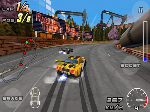 Raging Thunder 2 - FREE screenshot 5