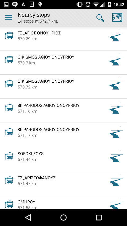 Χανιά City Bus - screenshot