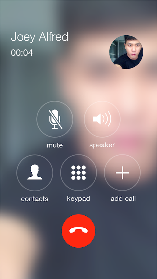 WiFi Calling by TrueMove H- screenshot
