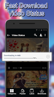 Status Video - Video Songs Status - náhled