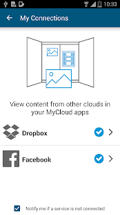 MyCloud- screenshot thumbnail
