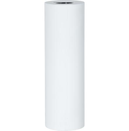 Lamphållare TUB vit 25cm.