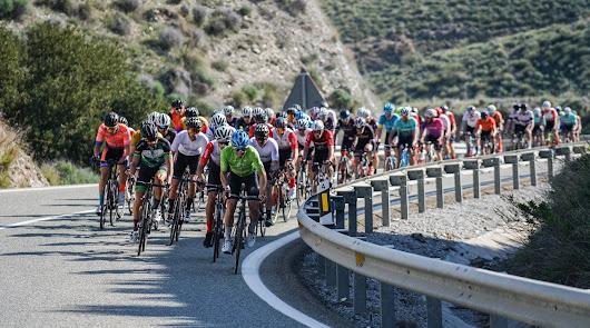 Carboneras se viste de gala este fin de semana con la I Vuelta Ciclista