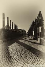 Photo: Kora reggel a Colosseumnál