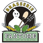 Logo of Brasserie Fantome BBB Dark White