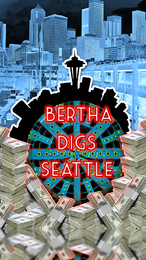 Bertha Digs Seattle