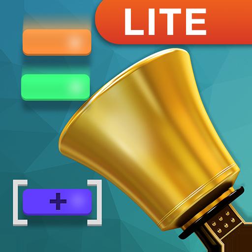 娱乐のHandbell Solo Lite LOGO-記事Game