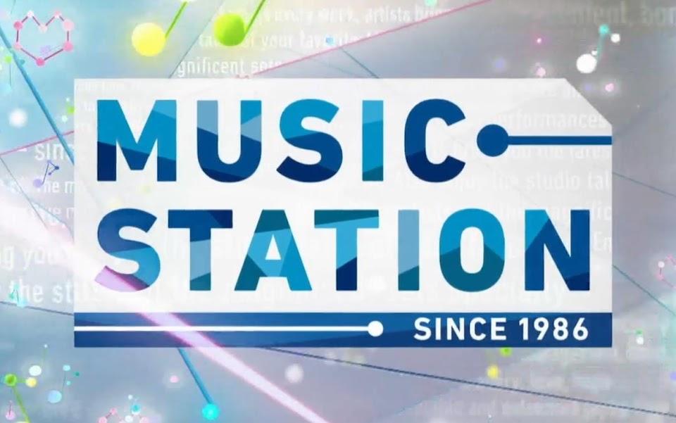 asahi tv music station bts