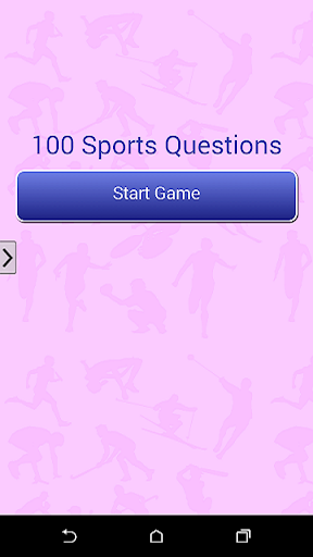 100 Sports Questions