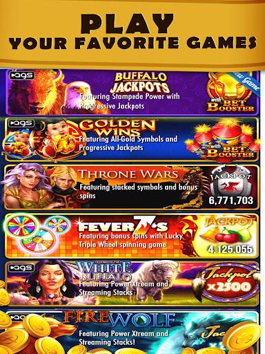 Buffalo Jackpot Casino Games & Slots Machines 2.1.1 screenshots 12