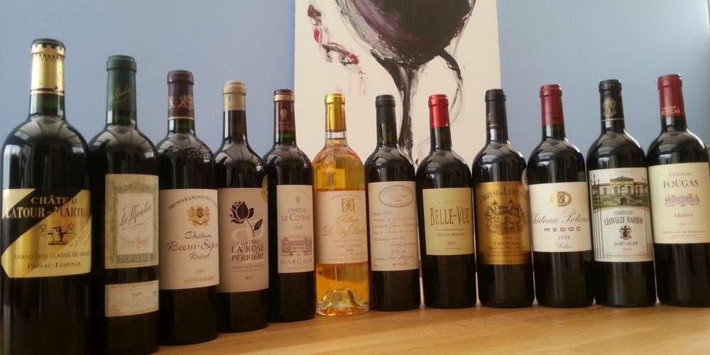 Notre sélection de vin à prix caviste