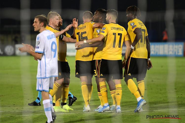 Les U17 belges montrent la voie : plus de dix buts contre le Liechtenstein !