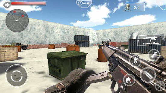 Game Shoot Hunter-Gun Killer APK for Windows Phone