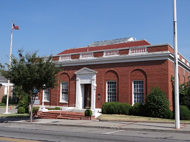 Old Salem, VA post office