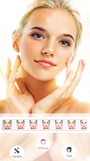 You face Makeup photo editor 13.0 screenshots 2