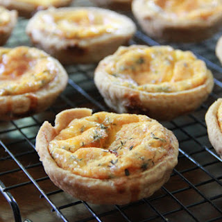 Mrs. Mouseling's Famous Cheddar Cheese Pies