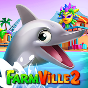 FarmVille: Tropic Escape MOD APK 1.78.5569 (Unlimited Gems)