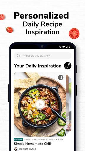 SideChef: 18K Recipes, Meal Planner, Grocery List 4.7.3 Screenshots 1