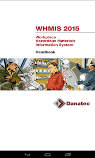 WHMIS 2015 Handbook- screenshot thumbnail