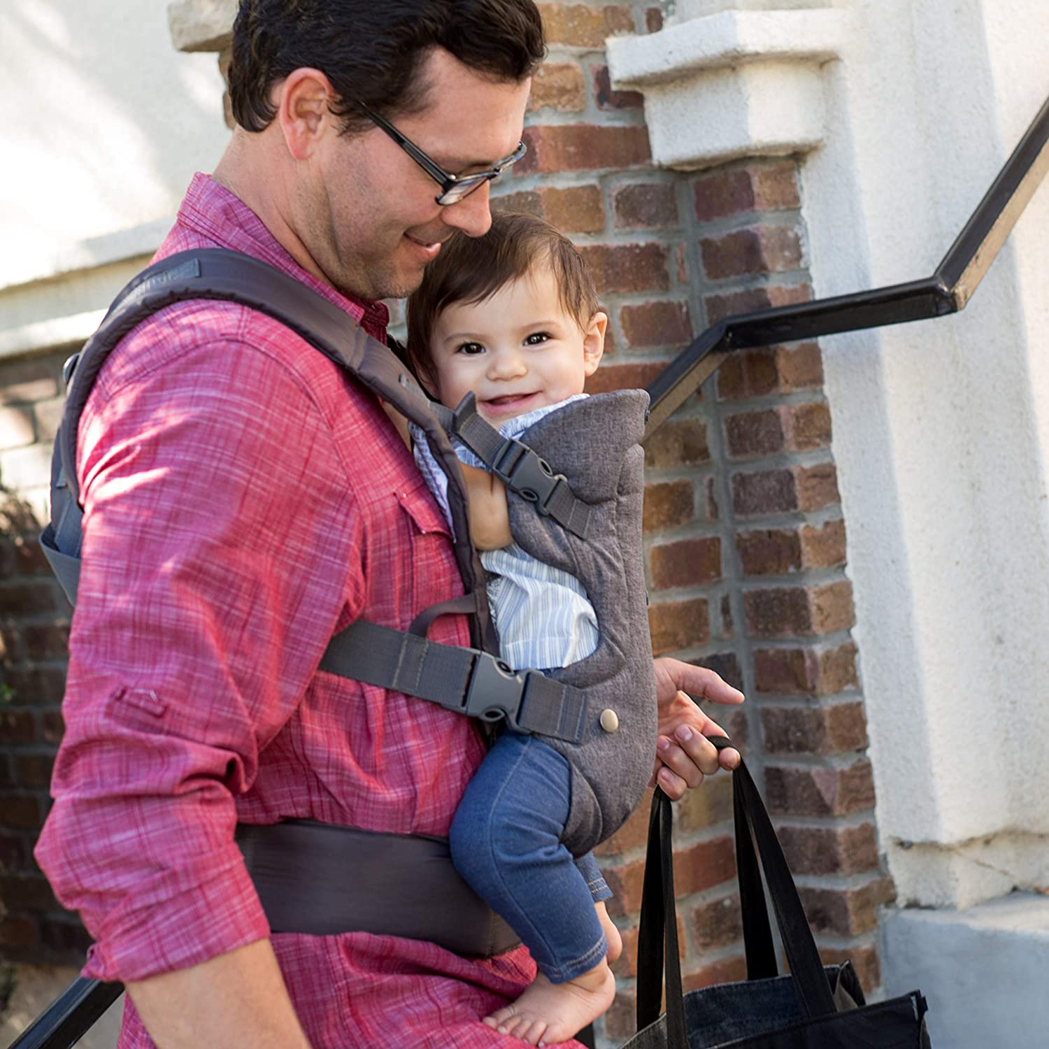 Infantino 4-In-1 Convertible Baby Carrier