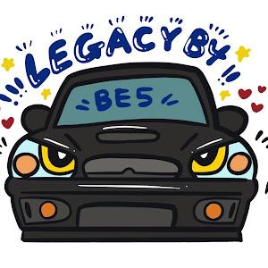 レガシィB4 BE5のカスタム事例画像 makochan.BE5さんの2020年05月11日00:51の投稿