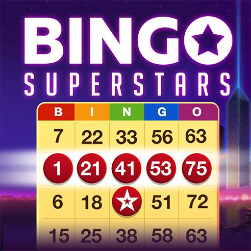 Bingo Superstars: Free Bingo Game – Live Bingo