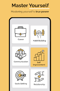 App Make Me Better🤵 - Personality dev. & Motivation APK for Windows Phone