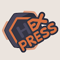 Hexpress musical instrument icon