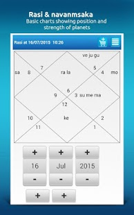 StarClock ME Lite - Horoscope- screenshot thumbnail