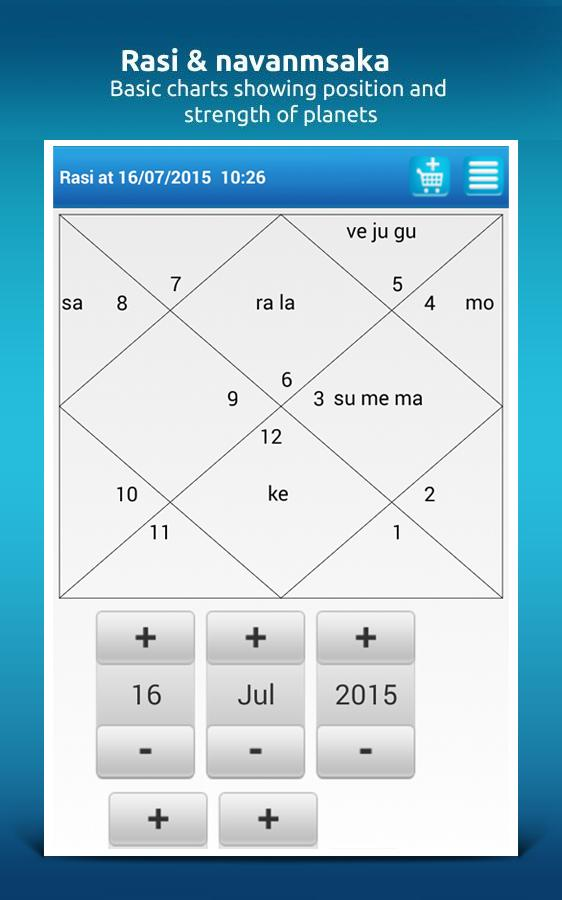 StarClock ME Lite - Horoscope- screenshot