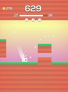 Square Bird Screenshot